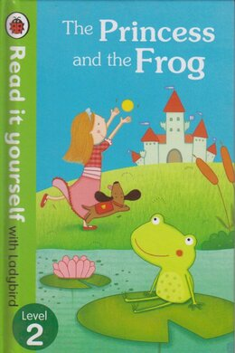 The Princess and the Frog - Read it yourself with Ladybird : Level 2 - фото книги
