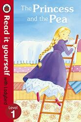 The Princess and the Pea - Read it yourself with Ladybird : Level 1 - фото обкладинки книги