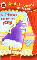 The Princess and the Pea - Read it yourself with Ladybird : Level 1 - фото обкладинки книги