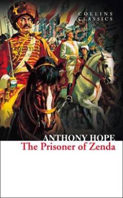 The Prisoner of Zenda - фото книги