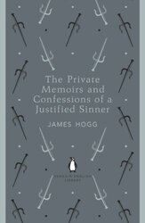 The Private Memoirs and Confessions of a Justified Sinner - фото обкладинки книги