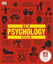 The Psychology Book: Big Ideas Simply Explained - фото обкладинки книги