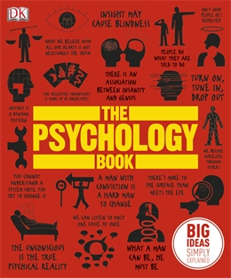 The Psychology Book: Big Ideas Simply Explained - фото книги