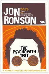 The Psychopath Test - фото обкладинки книги