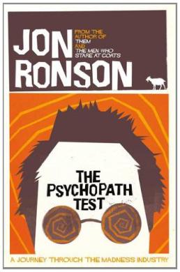 The Psychopath Test - фото книги