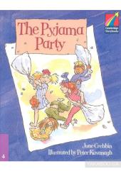 The Pyjama Party ELT Edition - фото обкладинки книги