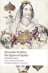 The Queen of Spades and Other Stories - фото обкладинки книги