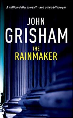 The Rainmaker - фото книги