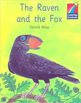 The Raven and the Fox Level 2 ELT Edition - фото книги