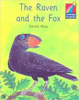 Посібник The Raven and the Fox Level 2 ELT Edition