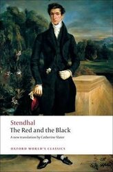 The Red and the Black: A Chronicle of the Nineteenth Century - фото обкладинки книги