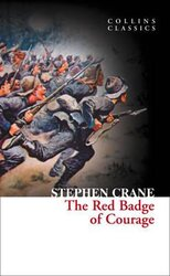 The Red Badge of Courage - фото обкладинки книги