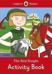 The Red Knight Activity Book - Ladybird Readers Level 3 - фото обкладинки книги