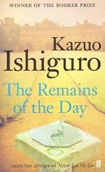 The Remains of the Day - фото обкладинки книги