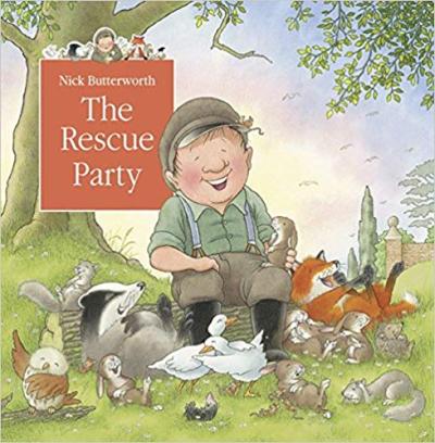 Книга The Rescue Party
