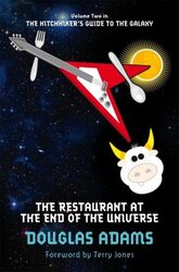 The Restaurant at the End of the Universe - фото обкладинки книги