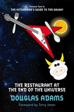 The Restaurant at the End of the Universe - фото книги