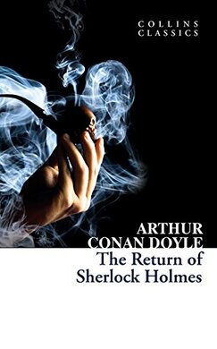 The Return of Sherlock Holmes - фото книги