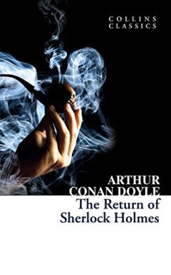 The Return of Sherlock Holmes - фото книги