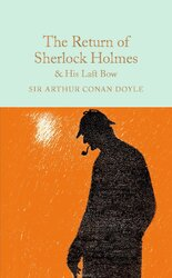 The Return of Sherlock Holmes & His Last Bow - фото обкладинки книги