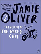 The Return of the Naked Chef - фото обкладинки книги