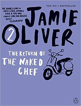 Книга The Return of the Naked Chef