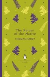 The Return of the Native - фото обкладинки книги