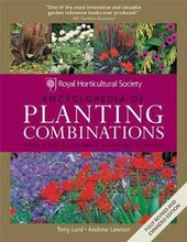 The RHS Encyclopedia of Planting Combinations - фото обкладинки книги