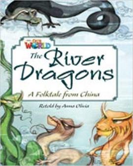 The River Dragons - фото книги