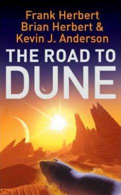The Road to Dune - фото книги