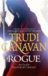 The Rogue : Book 2 of the Traitor Spy - фото обкладинки книги