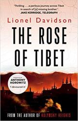 The Rose of Tibet - фото обкладинки книги