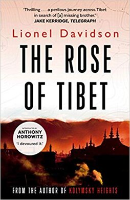 The Rose of Tibet - фото книги