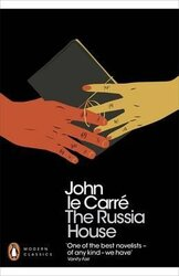The Russia House - фото обкладинки книги