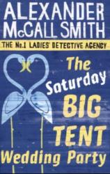 The Saturday Big Tent Wedding Party - фото обкладинки книги