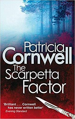 The Scarpetta Factor - фото книги
