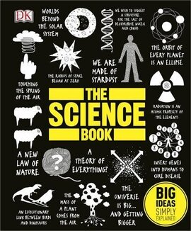 The Science Book: Big Ideas Simply Explained - фото книги