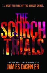 The Scorch Trials - фото обкладинки книги
