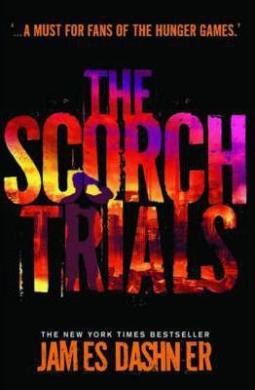 The Scorch Trials - фото книги