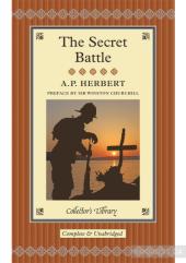 The Secret Battle - фото обкладинки книги
