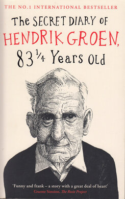 The Secret Diary of Hendrik Groen, 83 1/4 Years Old - фото книги