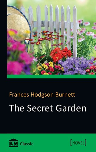 Книга The Secret Garden