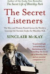 The Secret Listeners - фото обкладинки книги