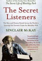 Книга The Secret Listeners