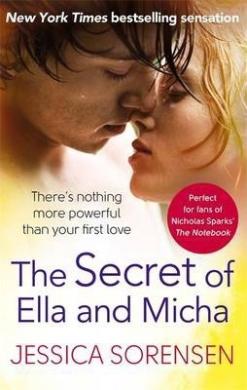 The Secret of Ella and Micha - фото книги