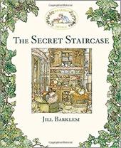 The Secret Staircase - фото обкладинки книги