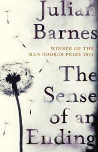 The Sense of an Ending - фото книги