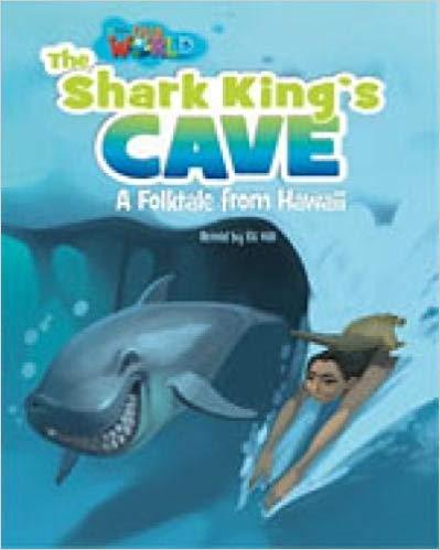 Книга The Shark King's Cave
