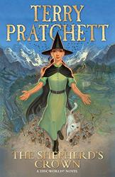 The Shepherd's Crown (Discworld Novel) - фото обкладинки книги
