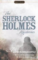 The Sherlock Holmes Mysteries - фото обкладинки книги